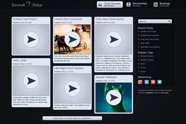 Music Portfolio 01 by rthaut