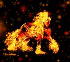 Fire Horse by Breyvan