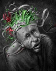 grandpa by wuwejo