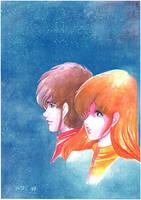 Rick and Lisa by BozManga