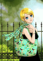 Summer Breeze by Chiaticle