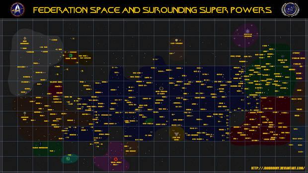 Star Trek Star Map By Jbobroony On Deviantart