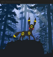 Pokemon Challenge - #04: Favorite Eeveelution by Jeroen-Schuiten