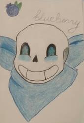 Blueberry Sans!!! by Wcat03blu