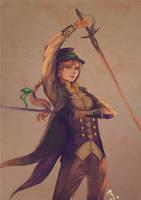 Swordsman---ANNA by PHOEBELIN001