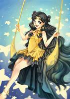 Luna by H-naaa