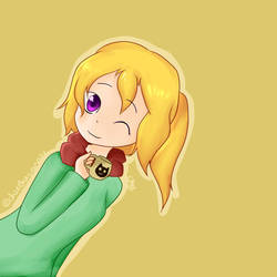Chica #FNAFHS by ChietheDemon