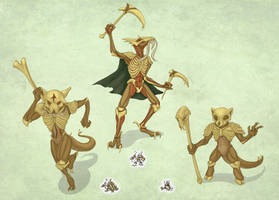 Necromantic fusion by Carnie-Vorex