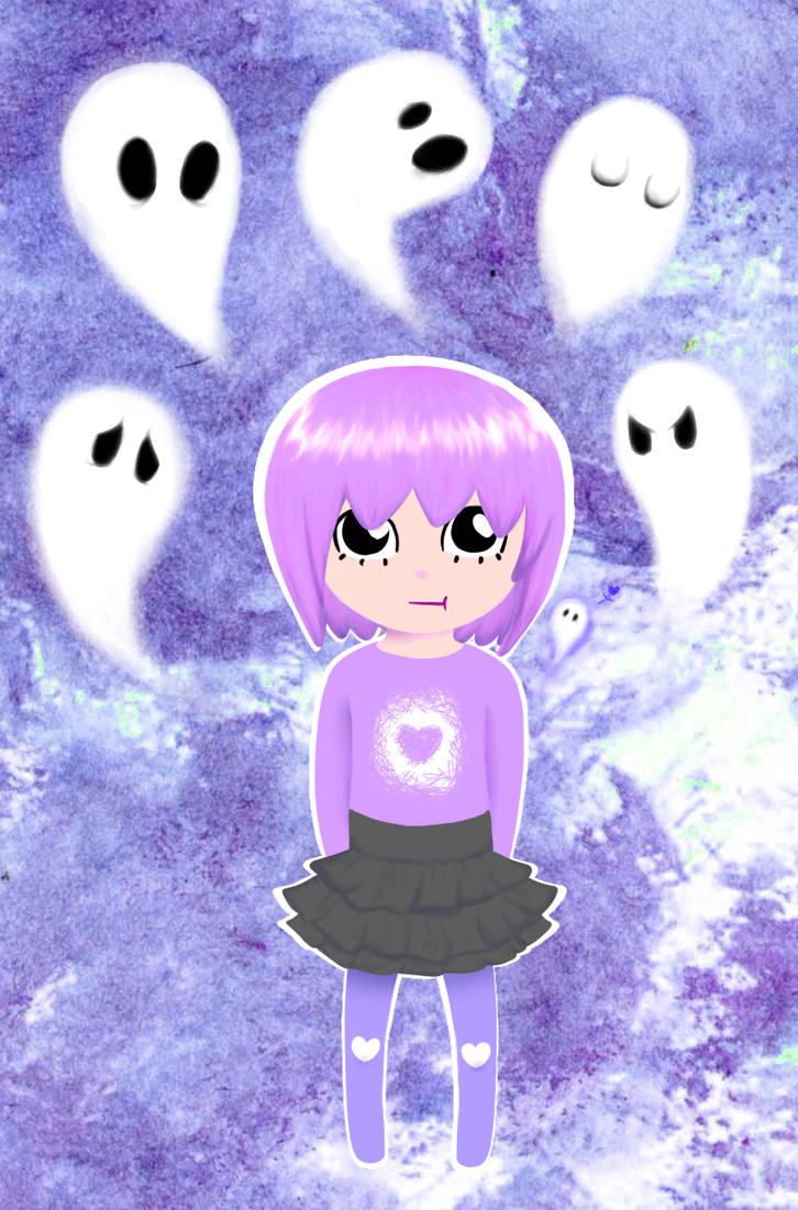 ghosties by EpicRandomPeep