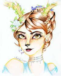 Fawn. by Bowgirl5