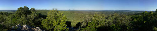 France: Carnas, 360 panoramic by Itsmil