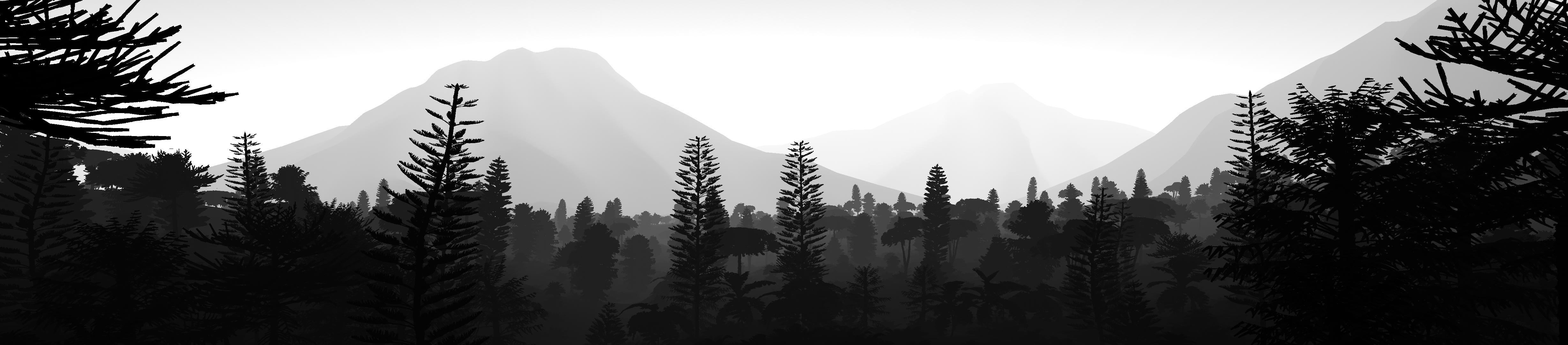 Jurassic depth of field by Itsmil