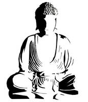 Floating Buddha by TrusT-nowun
