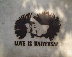 love is universal spray by TrusT-nowun