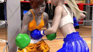 Sarah Kavanaugh vs Leora Goldstein 080 by suzukishinji