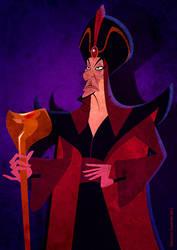 Jafar by DavidGFerrero