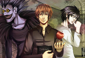 Death Note Revamped by SaraSama90