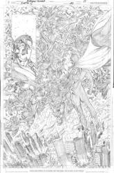Earth 2 #20 page 11 by robsonrocha