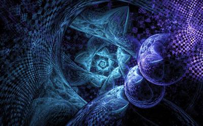 Chess Spiral by merknu