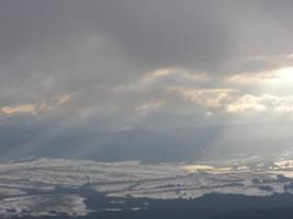 Sun over Slovakia by WiorkaEG