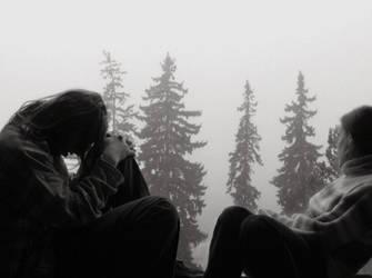 On the edge of nowhere by katszp