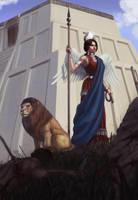 Inanna by Feedington