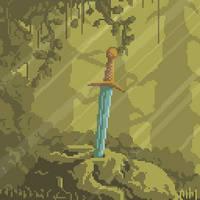 Excalibur by pixelroar