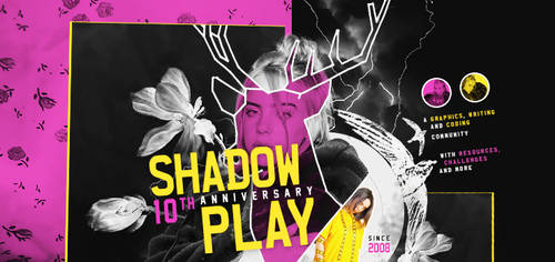 Shadowplay 10th Anniversary header by Orpheusz