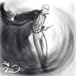Elder wand by Maeglindark