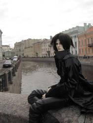 St. Petersburg by Maeglindark