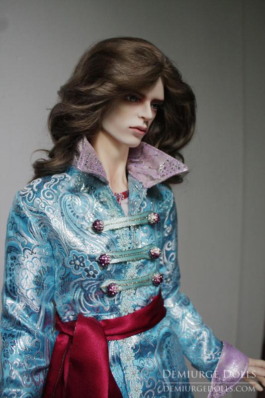 Russian Prince costume by Maeglindark