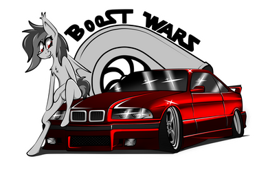 Boost wars gift by Bumskuchen
