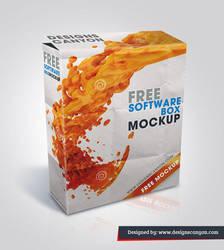PSD-Software-Box-Mockup-Template by DesignsCanyon