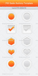PSD-Radio-Buttons-Template by DesignsCanyon