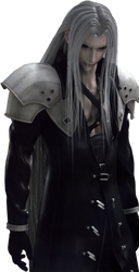 Sephiroth Render by Athraxas
