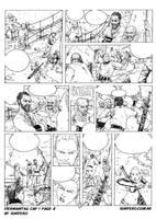 Hermanitas page 2 inked by Ignifero
