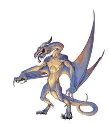 Dragon by Ignifero