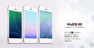 Ios 7 New Wallpapers by WallforAll