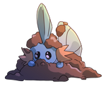 Mudkip used Dig! by TheFredricus