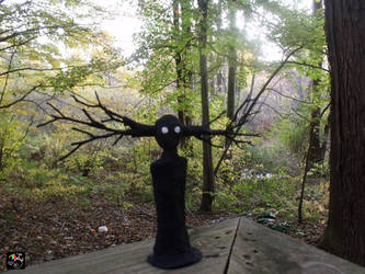OTGW - The Beast - Sculpture - 2 by RainbowWyvern