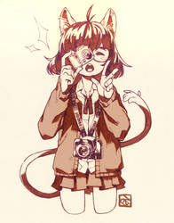 CAT-MERA by Poch4N
