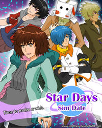 Star Days promo poster by Pacthesis