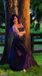 Purple Highlights by Deirdre-T