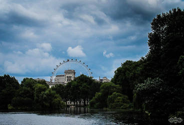 London View by Deirdre-T