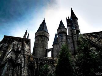 Hogwarts Castle by Deirdre-T