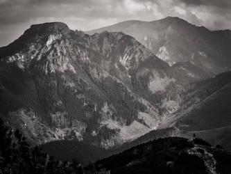 Western Tatra Mountains by BardoFotografia