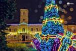 Christmas Tree in Turek by GregKmk