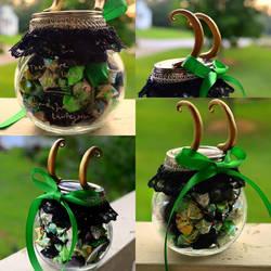 The Jar of Loki Laufeyson by iSwallowedAStar