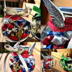 The Jar of Thor Odinson (With Loki) by iSwallowedAStar