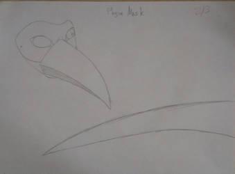 Mask template II by Synonym-of-Antonym